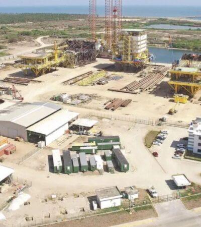 Empresa ligada a caso Odebrecht podría obtener contratos en Dos Bocas