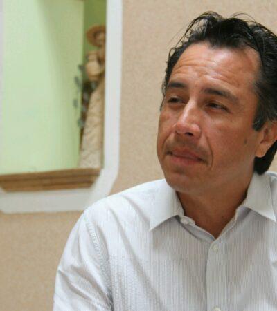 Acusan a gobernador y diputados morenistas de Veracruz de buscar ley a modo