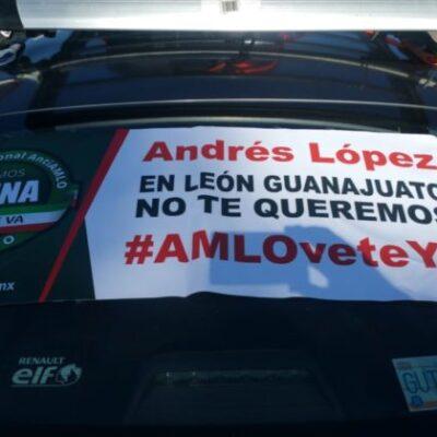 FOTOS | Caravanas 'Anti-AMLO' tomas las calles