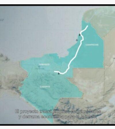 Detallan inicio de obras del Tren Maya; Quintana Roo aún debe esperar