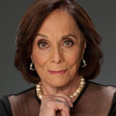 Muere la actriz Pilar Pellicer por COVID-19, tenía 82 años