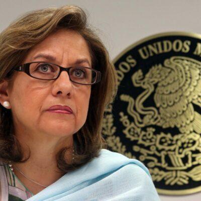 Senadora de Morena aparece semidesnuda en videoconferencia