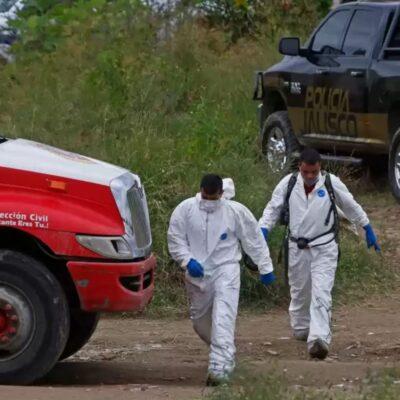 Encuentran fosa clandestina con 25 cuerpos en Jalisco