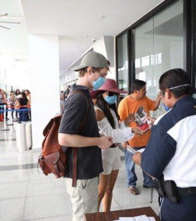 Yucatán, en alerta máxima por casos de COVID-19, al alcanzar los 931 contagios