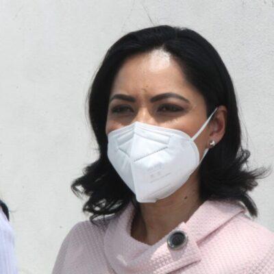 Hospitales Covid-19 reportan ocupación del 19% en QR, afirma Alejandra Aguirre