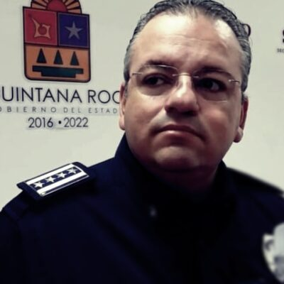 SE SINCERA CAPELLA… DESPUÉS DE 19 MESES EN EL CARGO: Dice jefe policiaco que nunca estableció plazos para acabar con la delincuencia en QR