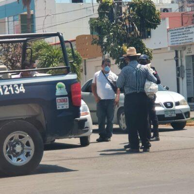 Atrapan a sujeto tras asaltar a menonita en Chetumal, pero saldrá libre porque la víctima se negó a denunciar