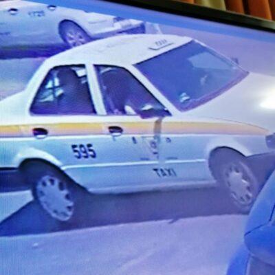 Captan en video intento de asalto en Chetumal