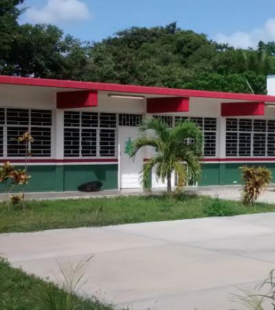 DÍA DE CAMPO PARA MALANDROS: Desvalijan el CAM de Cancún