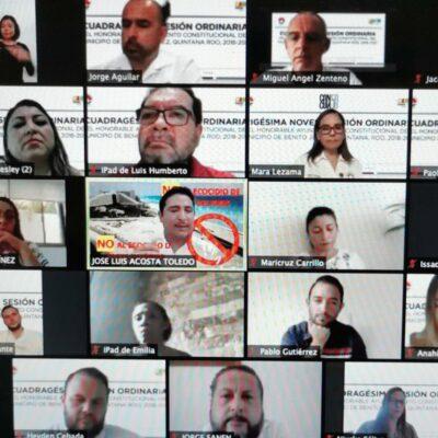 Vota Cabildo por revisión de permisos al Gran Solaris en Cancún