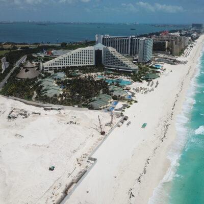¿FUE PURO 'TEATRO' LO DE MARA CON EL SOLARIS?: Aclaran que suspensión provisional de proyecto hotelero junto a playa Delfines es 'atole con el dedo' porque no garantiza anulación definitiva