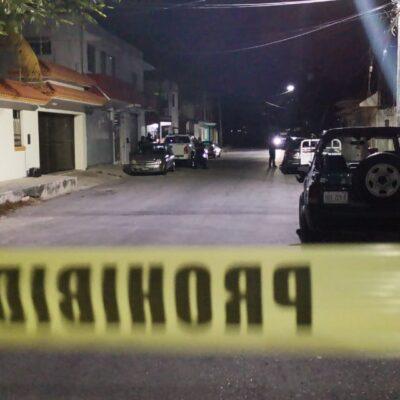 Disparan contra vehículo en Playa del Carmen; pide la víctima no investigar