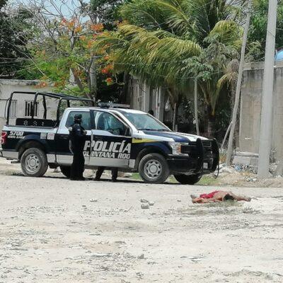 SE ESCUCHARON SIETE DISPAROS POR RANCHO VIEJO: Asesinan a hombre frente a un templo cristiano en la Región 235 de Cancún