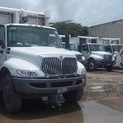 Suspendido el servicio de recoja de basura en Chetumal por desperfecto técnico de camiones arrendados