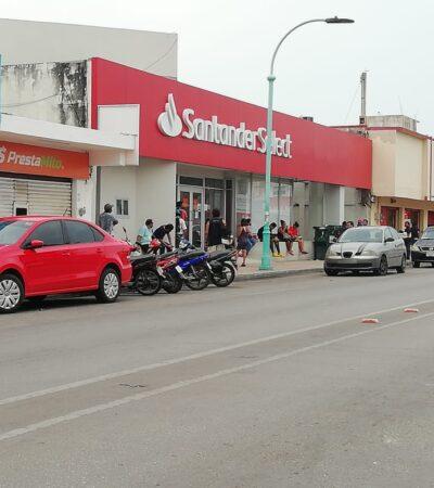 Se relaja aislamiento social en Chetumal, en plena fase 3 de la contingencia sanitaria por COVID-19