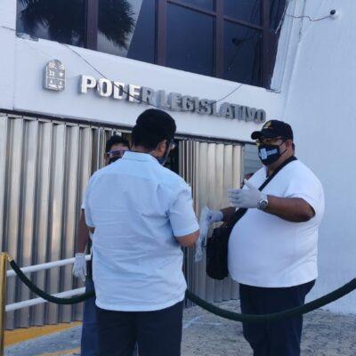 TERMINA PARÁLISIS LEGISLATIVA EN QR: Después de 66 días, reanudan diputados en el Congreso sesión 13 suspendida el 17 de marzo