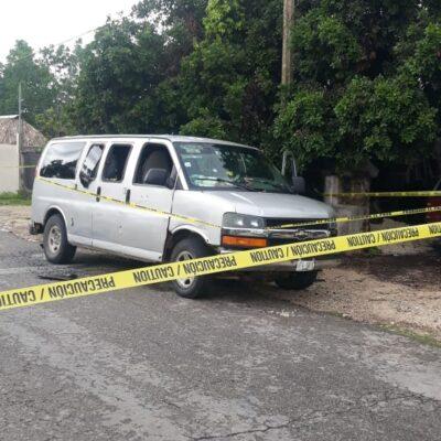 SEGUIMIENTO | Inicia FGE investigación por ejecución de 4 personas en Bacalar