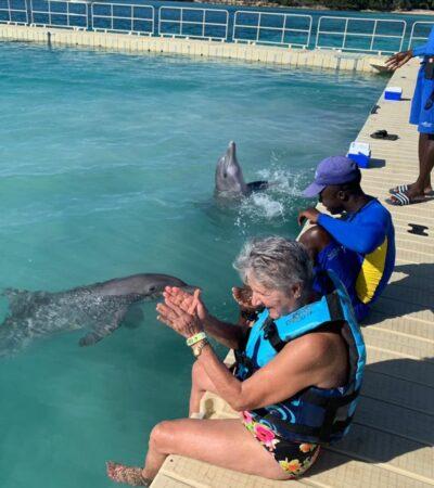 Delfinarios del Caribe Mexicano se alistan para abrir sus puertas al turismo en junio