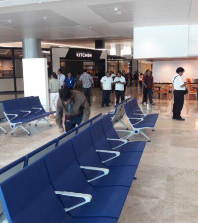 Ignora ASUR petición de agencias de viaje para condonar renta de módulos en el Aeropuerto Internacional de Cancún