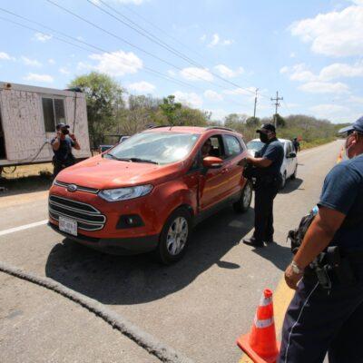 Burócratas de José María Morelos se mantienen libres de coronavirus