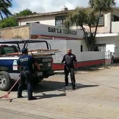 Comienzan a retirar filtros sanitarios y policíacos, al disminuir casos de coronavirus en José María Morelos