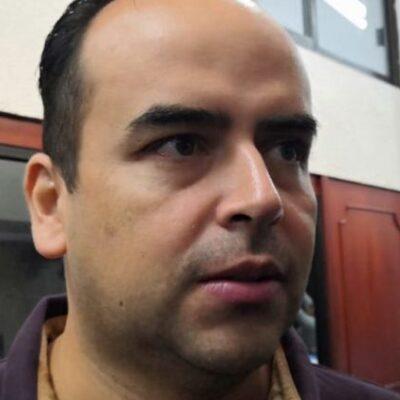 Pide el diputado Fernando Chávez que no le achaquen todo al gobierno o a la policía de QR