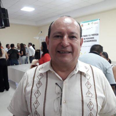 TIRO DE GRACIA AL PRI EN CANCÚN: Renuncia a 37 años de militancia en el tricolor el líder de la CROC, Mario Machuca