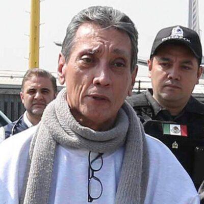 Congreso del Estado pedirá el indulto para el exgobernador Mario Villanueva
