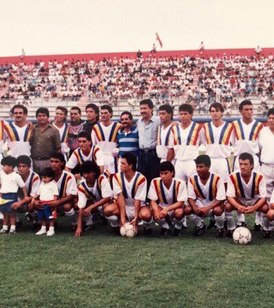 Club de futbol Pioneros de Cancún cumple 36 años