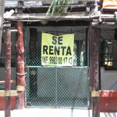 Aumenta la oferta de renta de locales en el centro de Cancún