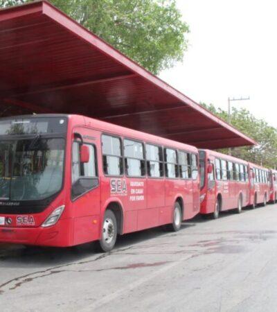 Afluencia de pasajeros de Autocar se redujo 90% durante la contingencia sanitaria