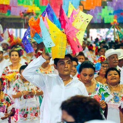Cancelan la fiesta del Cedral en Cozumel por la contingencia del coronavirus