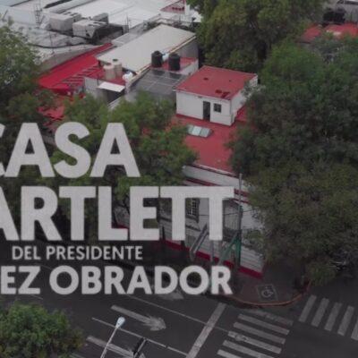 ¿LA CASA BARTLETT DE AMLO?: Revelan que casa de campaña y de transición de Obrador pertenecía a cercanísimo colaborador del director de la CFE y socio del hijo de éste