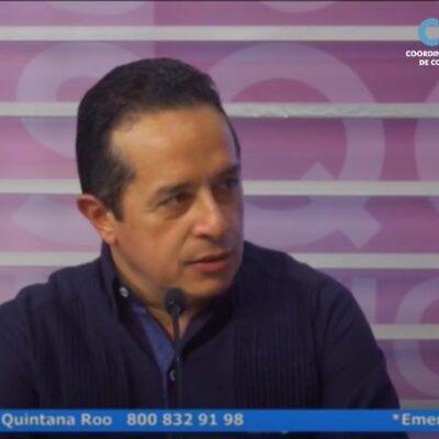 EN VIVO | INFORMACIÓN ACTUALIZADA SOBRE EL COVID-19 EN QR: Carlos Joaquín explica medidas de contención y otros tópicos sobre los efectos de la pandemia | VIDEO