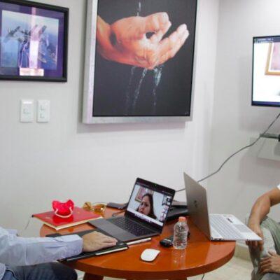Trabaja Cozumel en estrategia integral de promoción turística con miras a su reactivación económica dentro de la nueva normalidad: Pedro Joaquín