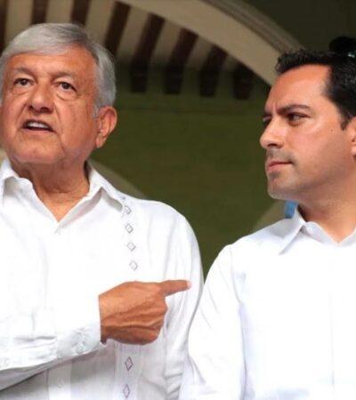 En medio de la contingencia por COVID-19, AMLO viajará a Yucatán para poner en marcha el Tren Maya