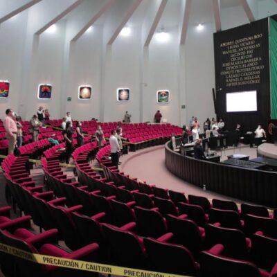 Concluye segundo periodo ordinario de sesiones de la XVI Legislatura en Quintana Roo