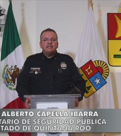 Acusa Alberto Capella a medios de comunicación por señalamientos, tras ser denunciado ante la FGR por presuntos actos de corrupción