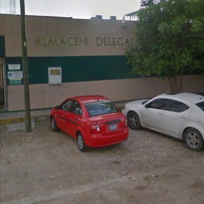 BROTE DE COVID EN ALMACEN DEL IMSS EN CHETUMAL: Reportan al menos 20 casos positivos y sospechan de trabajadores transferidos desde Playa