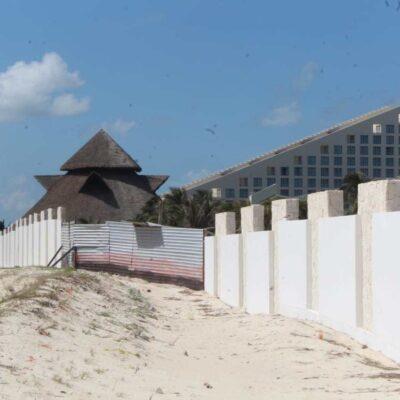 Mientras Fonatur no ponga un alto a la sobredensificación de la Zona Hotelera de Cancún, autoridades municipales no podrán hacer nada, afirma Pedro Reyes