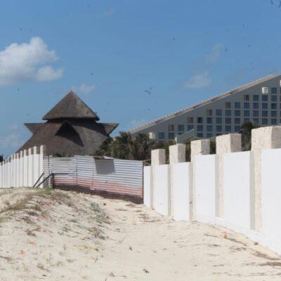 Gran Solaris está impedida para realizar obras junto a playa Delfines de Cancún, dice activista