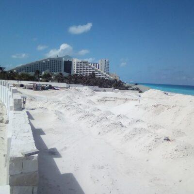SUSPENDEN CONSTRUCCIÓN DEL GRAN SOLARIS: Anuncia Alcaldesa freno a obra de polémico hotel junto a playa Delfines de Cancún