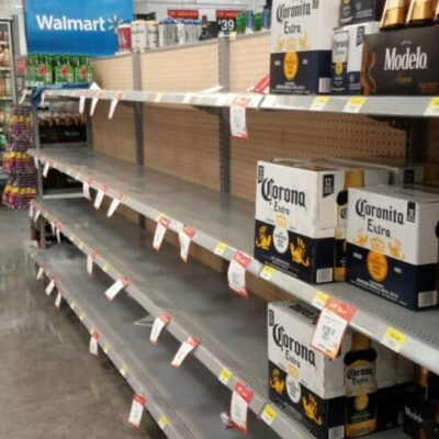 Desabasto de cervezas afecta al sector empresarial de Chetumal