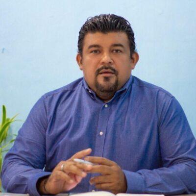 Programas de financiamiento y estímulos fiscales ayudarán a empresarios a enfrentar la contingencia en QR, afirma Faustino Uicab