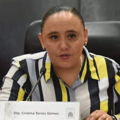 Debe CFE suspender cortes al suministro eléctrico en Quintana Roo, demanda Cristina Torres con un punto de acuerdo en el Congreso