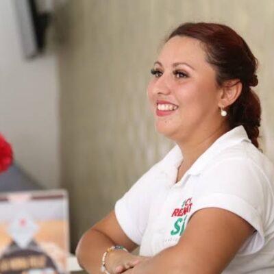 SIGUE LA DESBANDADA DE CROQUISTAS DEL PRI: Renuncia Renata Ríos al tricolor, ex candidata a diputada por el distrito V