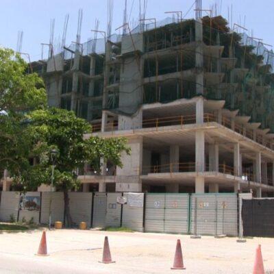 Obras grandes en Cancún se reactivarán después del 15 de julio para evitar concentración de trabajadores