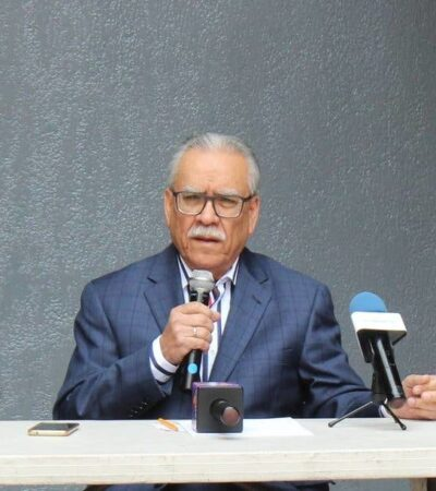 Da positivo al COVID-19 un secretario del gobierno de Sonora