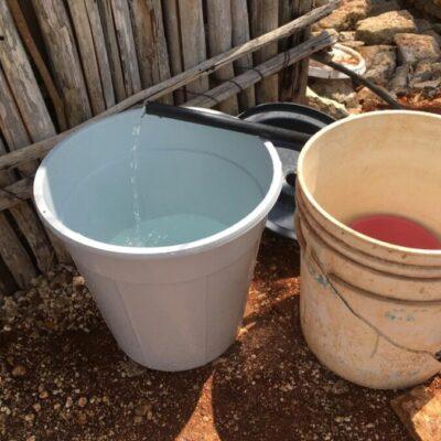 Falta de agua potable afecta a seis colonias de Tihosuco