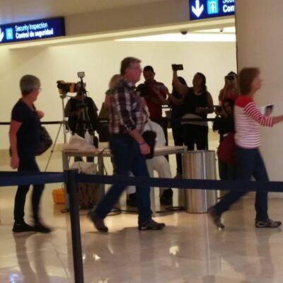 Programa ASUR  40 vuelos dominicales en aeropuerto de Cancún